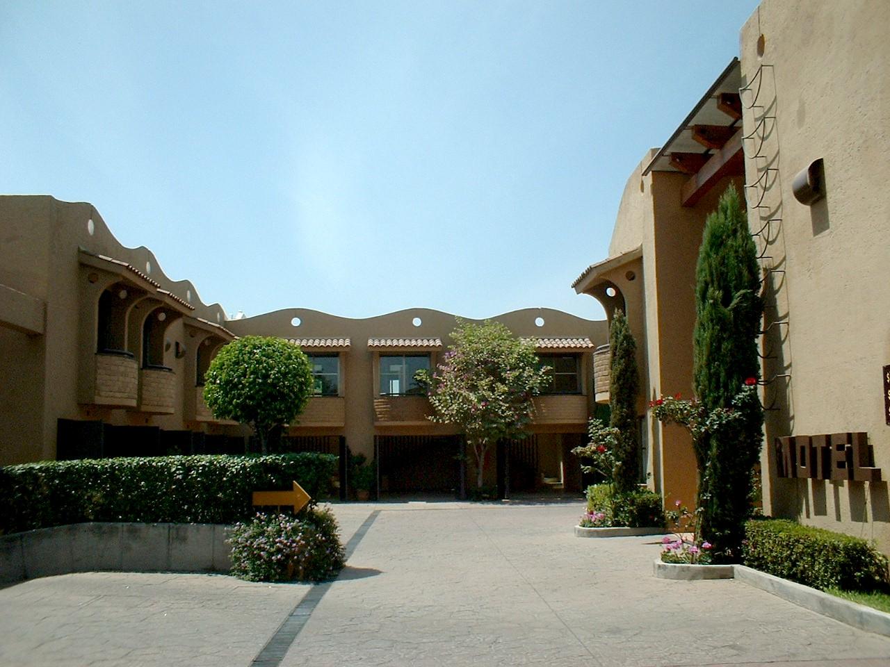 HOTEL REAL OCOTEPEC