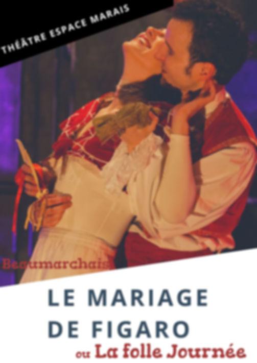 Beaumarchais théâtre Le Mariage de Figaro