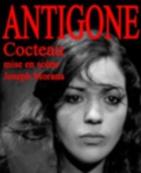 """Antigone """" de Cocteau"""