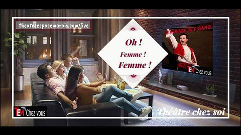 Le Mariage de Figaro en ligne dans votre salon