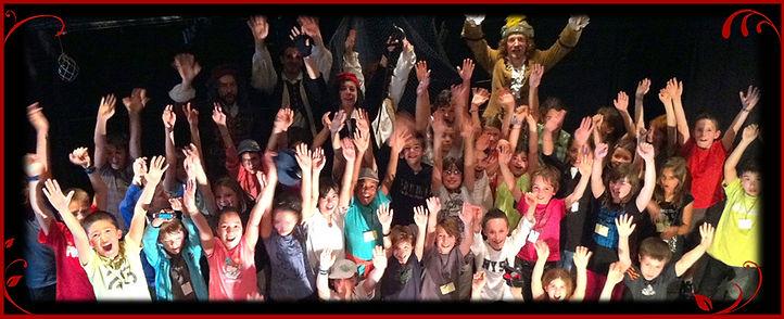 spectacles scolaires - Theatre Espace Marais