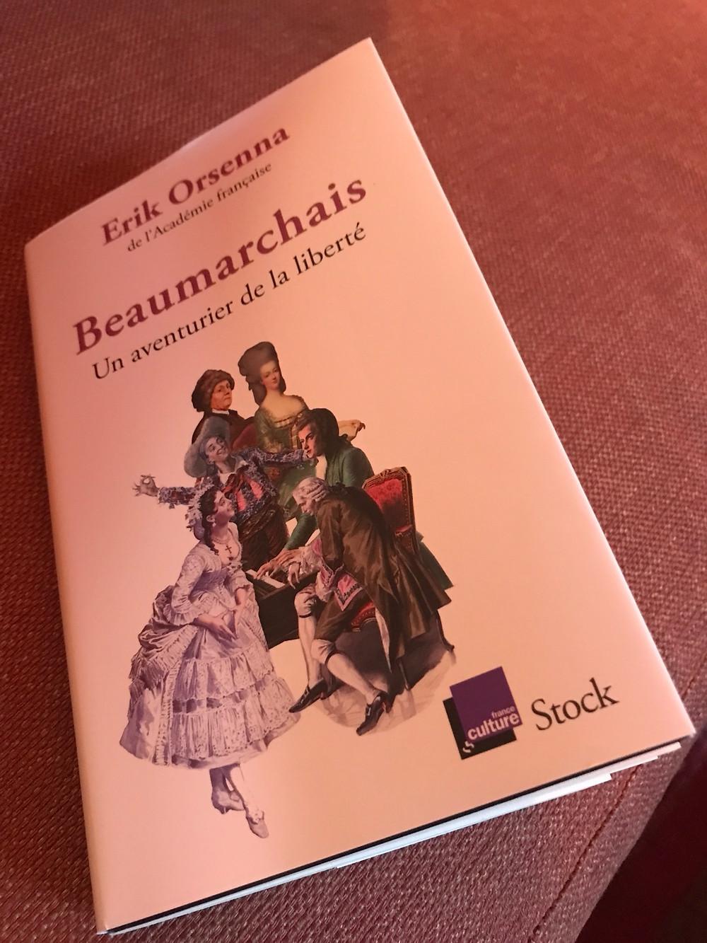 Beaumarchais : l'ivresse de vivre… et le Mariage de Figaro ! Théâtre Espace Marais