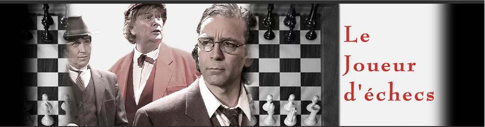 Le joueur d'échecs - Zweig