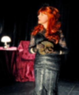 """Affiche du spectacle """"24 heures de la vie """" d'une femme, adapté et mis en scène par Joseph Morana au Théâtre Espace Marais. Sur l'image : Sissia Buggy, Joseph Morana, Michèle Boidin, Romain Martin."""