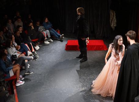 HERNANI drame de Victor Hugo au Théâtre Espace Marais.