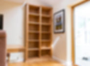 Random Bookcase & Alcove Bookcase - Davi