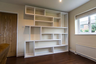 Random style display cabinet