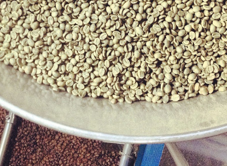 Preheat Vs. Cooling down: Easily be Ignored in Coffee Roasting