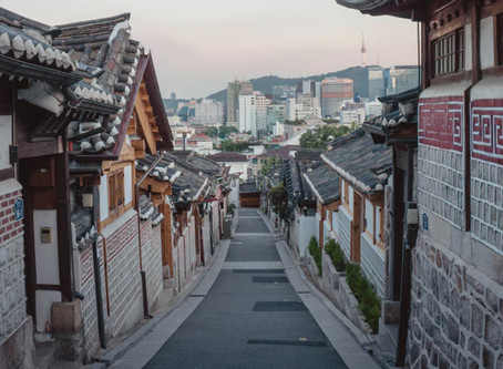 Spring Festival Special: Café Roaming in Seoul, South Korea