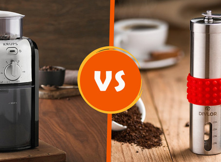 Coffee Grinder for Home User: Hand Grinder Vs. Electric Grinder