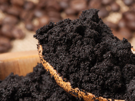 After a Cup of Coffee: Reuse the Coffee Grounds in a Good Way