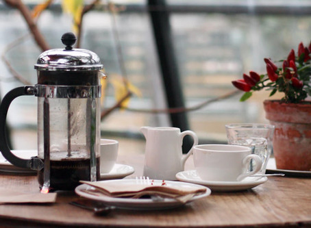 Original Taste of Coffee: French Press' Secret