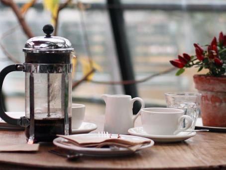 Original Taste of Coffee: French Press' Secret