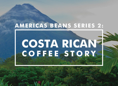 Americas Beans Series 2 - Costa Rican Coffee Story