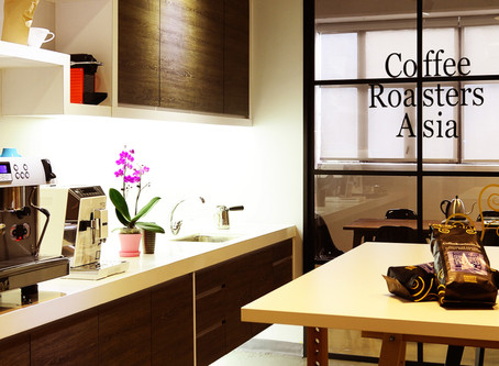 What we do at Coffee Roasters Asia
