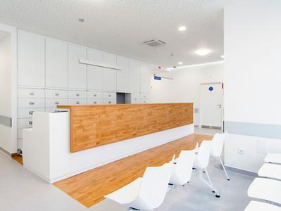 Clínica de Reabilitação em Tomar abre novo espaço projectado pela Origam.