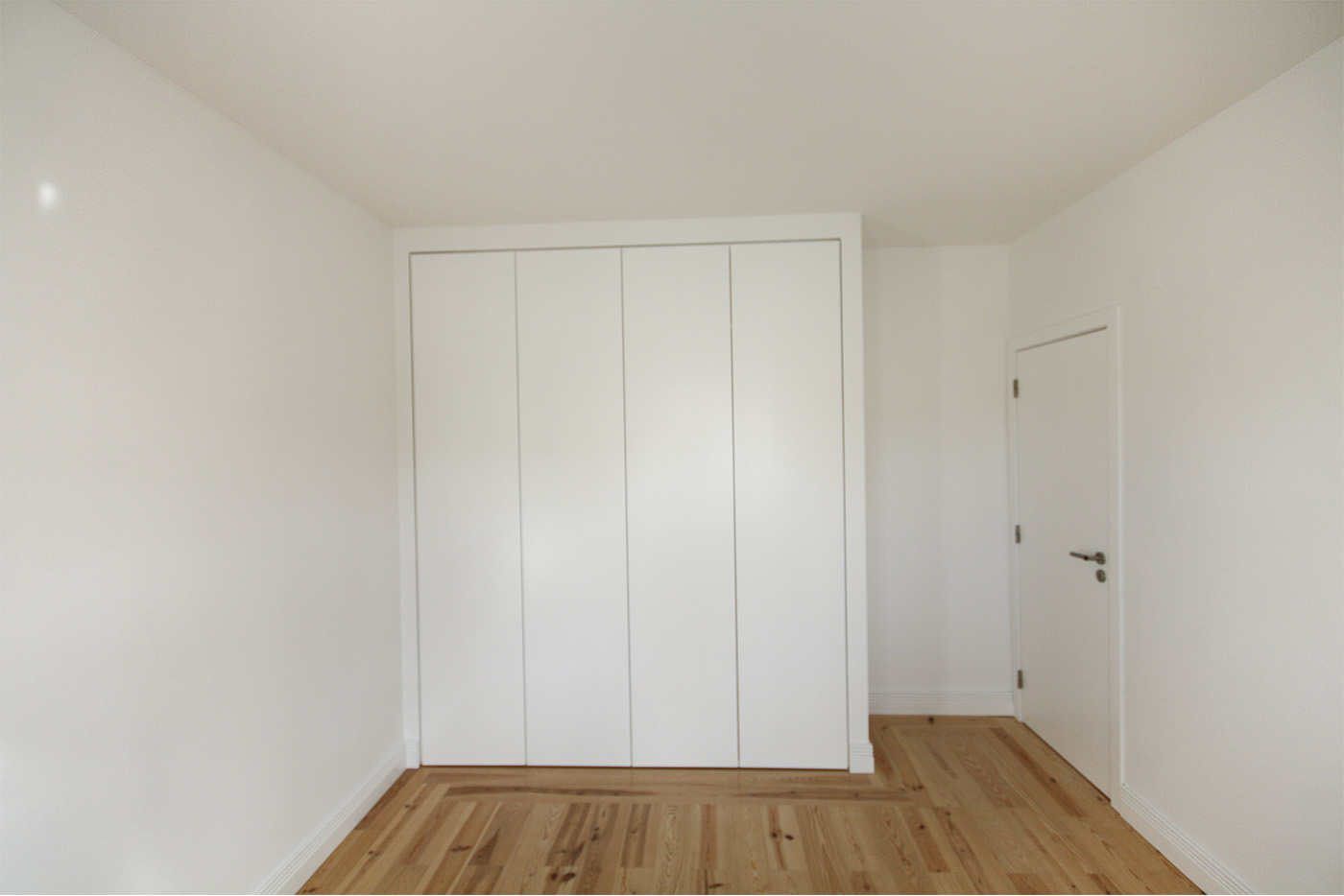 interior após