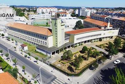 Projeto de reabilitação do Colégio Nuno Alvares Pereira em Tomar.