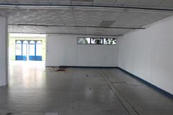 Espaço antes de projeto