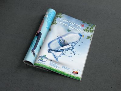 Água MPampa em destaque no principal meio de comunicação Angolano.