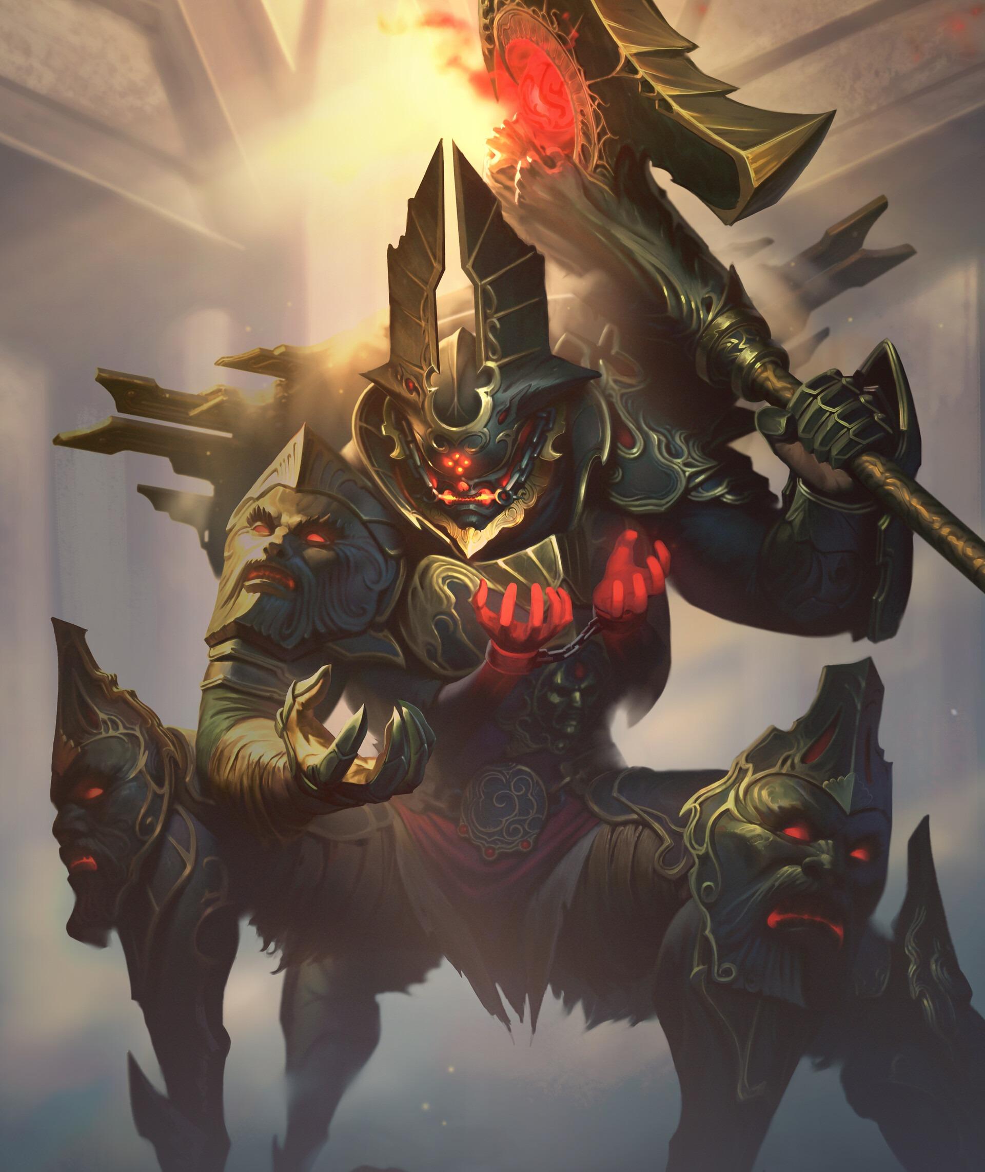 Forgotten Gods Chaac - Smite