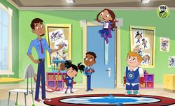 Hero Elementary: The Game