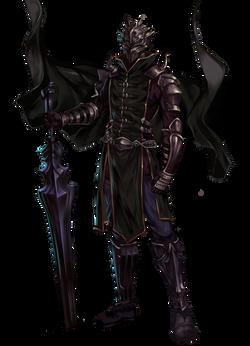 The Black Blade - Luminous Plume