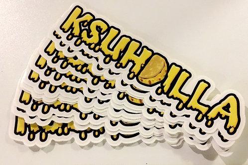 KSUHDILLA sticker