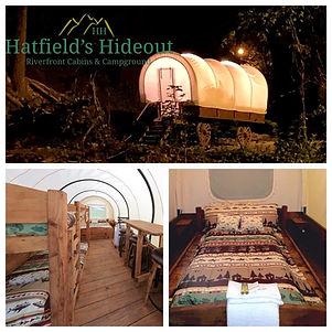lodging hatfield mccoy trails