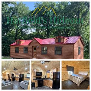 2 bedroom cabin hatfield mccoy trails