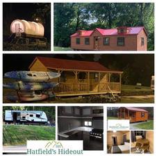 Hatfields hideout
