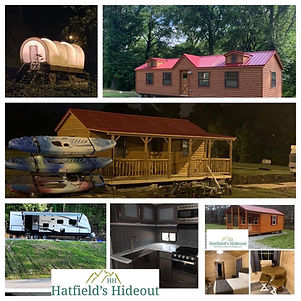 Hatfields Hideout Campground