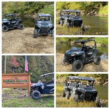 Hatfield McCoy trails rentals