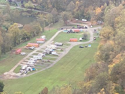 full campground hatfield mccoy trails