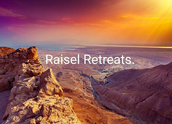 Raisel Retreat Ticket