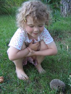 découverte animaux nature enfants protec