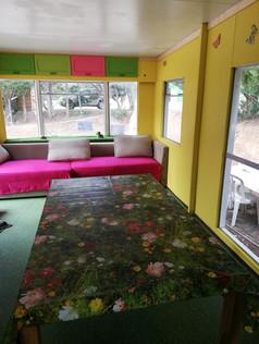 salle d'accueil enfants stages vacances
