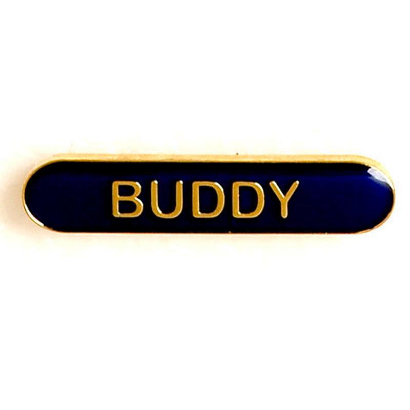 Metal Pin Badge Buddy