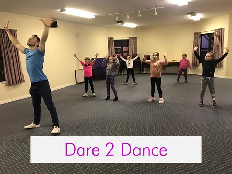 Dare 2 Dance - Be Unique Drama School.pn