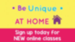 Be Unique At Home