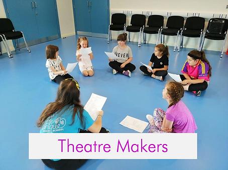 Theatre Makers - Be Unique Drama School.