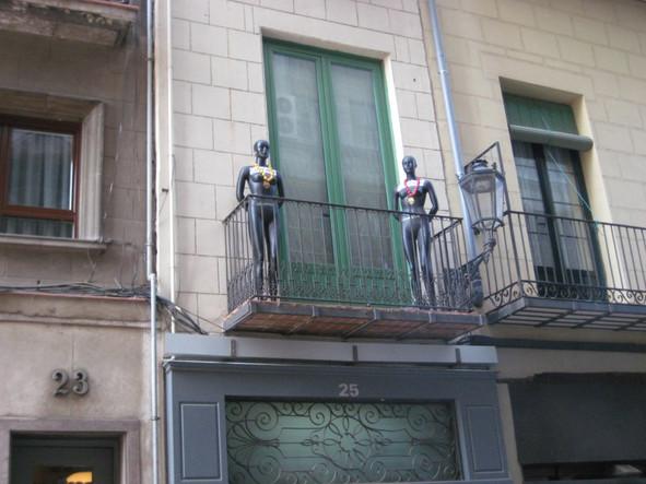 Art on the Street / Barcelona