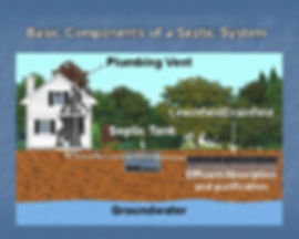 Septic Systems - Williams & Bay Pumping