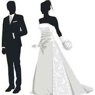 1 Wedding Dance Mini Lesson plus 1 Consultation.