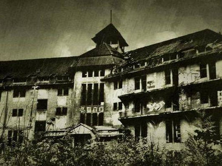 The Haunted Hotel Project