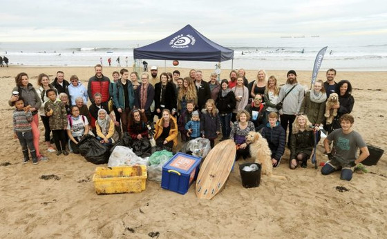 Rainbow Brands To Attend Surfers Against Sewage Autumn Clean up in Brighton