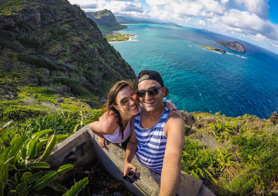 Wildbumble® Meets The Vacation Couple On A Hawaiian Adventure