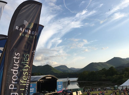 Rainbow Brands Visits The Lake District