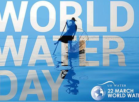 World Water Day 2019 #WWD2019