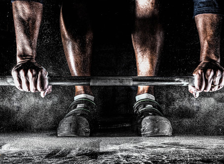The Need For Strength Training.